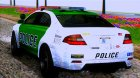 GTA 5 Vapid Police Interceptor v2 for GTA San Andreas left view