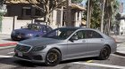 Mercedes-Benz S63 AMG W222 2.6 for GTA 5 inside view