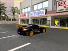 GameModding Porsche GT3 для GTA San Andreas вид сбоку