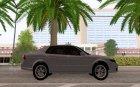 Saab 9-5 for GTA San Andreas top view