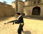 Mafia Hitman for Leet для Counter-Strike Source вид сверху