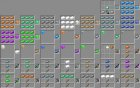 Miner's Heaven Mod для Minecraft вид сзади