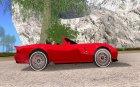 Banshee из GTA 4 для GTA San Andreas вид изнутри