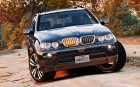 BMW X5 E53 2005 Sport Package 1.1 для GTA 5 вид сбоку