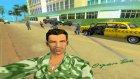 Военный Томми for GTA Vice City back view