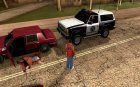 Оперативная группа для GTA San Andreas вид слева