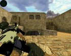 AUG  Закрученный for Counter-Strike 1.6 top view
