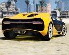 2017 Bugatti Chiron (Retexture) 4.0 for GTA 5