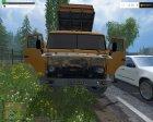 KaмАЗ 55102 v1.1 for Farming Simulator 2015 left view