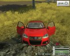 VW Golf Gti v 1.0 Red