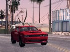 2017 Dodge Challenger Demon для GTA San Andreas вид слева