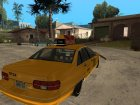 1992 Chevrolet Caprice Taxi for GTA San Andreas right view