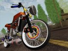 Kawasaki Ninja 150SS Drag Thaistyle для GTA San Andreas вид сбоку
