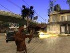 Пак оружия by nekit4849 для GTA San Andreas вид слева