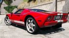 2005 Ford GT for GTA 5 rear-left view