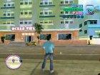 Повседневная одежда(Голубой) for GTA Vice City left view