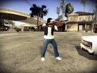 BullPup винтовка конверт из GTA V for GTA San Andreas left view