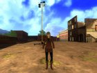 Final Fantasy XIII Lightning Casual для GTA San Andreas вид слева