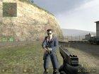 Рандомные скины игроков для Counter-Strike Source вид слева
