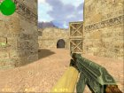 AK-47 Cartel из CS:GO for Counter-Strike 1.6 top view