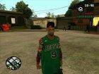 Пак бандитов из гетто для SA:MP для GTA San Andreas вид справа