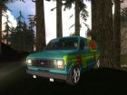 Ford Scooby Doo Mystery Machine для GTA San Andreas вид справа