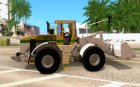 Caterpillar 966 G II for GTA San Andreas inside view