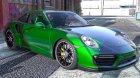 2016 Porsche 911 Turbo S 1.2 для GTA 5 вид справа