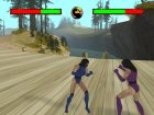 Mortal Kombat Conquest V3.0 - Глобальное обновление для GTA San Andreas вид слева