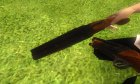 Sawnoff Shotgun from RE6 for GTA San Andreas top view