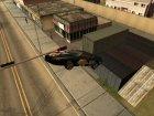 Покраска Gamemoding для Jester для GTA San Andreas вид сверху