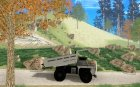 Enterable Dumper mini mod для GTA San Andreas вид сверху