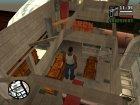 Заброшенная лаборатория для GTA San Andreas вид сзади