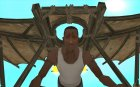 Летательная машина Леонардо да Винчи for GTA San Andreas top view