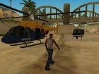 Пак воздушного транспорта из GTA IV для GTA San Andreas вид слева