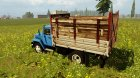 ГАЗ САЗ-35071 для Farming Simulator 2015 вид сверху