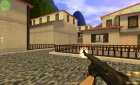 MP40 для Counter-Strike 1.6 вид слева