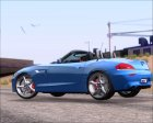 BMW Z4 2011 sDrive35is 2 Extras (HQ) for GTA San Andreas rear-left view