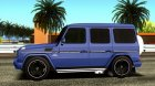 Mercedes-Benz G55 AMG for GTA San Andreas side view