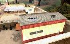 Новый покрасочный гараж в Dillimore for GTA San Andreas left view