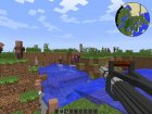 Stefinus 3D Guns Mod for Minecraft side view