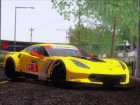 Chevrolet Corvette C7R GTE 2014 (Paintjobs Part 1) для GTA San Andreas вид сбоку