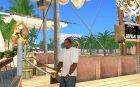 New katana для GTA San Andreas вид сзади слева