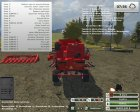 Case IH 2388 v2.0 for Farming Simulator 2013 top view