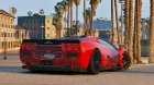 SSC Ultimate Aero 1.1 for GTA 5 rear-left view