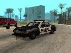 Echo Police Sa style для GTA San Andreas вид сверху