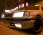 Subaru Legacy RS 1990 для GTA 4 вид изнутри