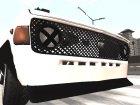 Zastava 1100 Shark for GTA San Andreas inside view