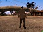 Мистер Бин v2 for GTA San Andreas back view