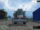 Дон-680М v1.2 for Farming Simulator 2015 back view